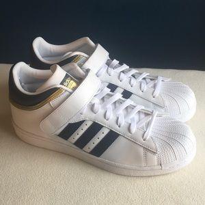 NWT Adidas Pro Shell shoes sz 8.5
